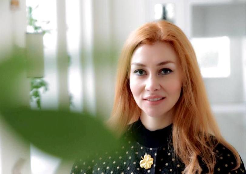 Інтерв'ю із Ольгою Неманєжиною